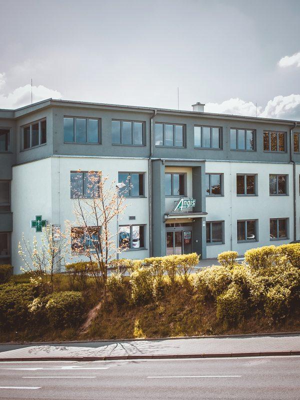 Zdravotnické středisko Angis Vyškov